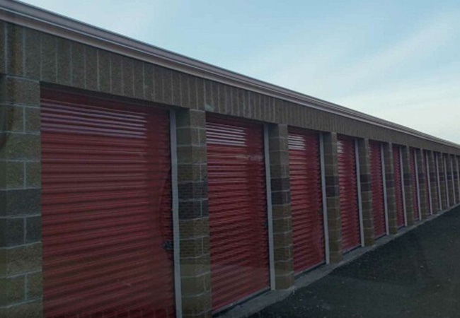 Self Storage Unit Photo - Units of All Sizes Available